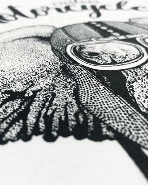 Lavorazione tessuti serigrafia